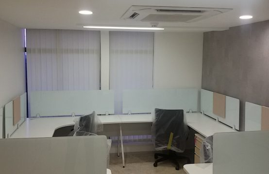 Plug and Play Office Space in Bangalore, Residency Road, 1665sqft