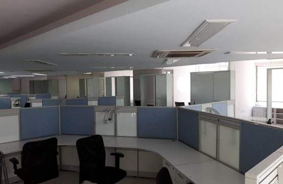 Plug and Play Office Space in Bangalore, M G Road, 5650sqft