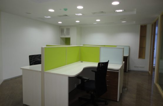 Plug and Play Office Space in Bangalore, Residency Road, 1300 sqft