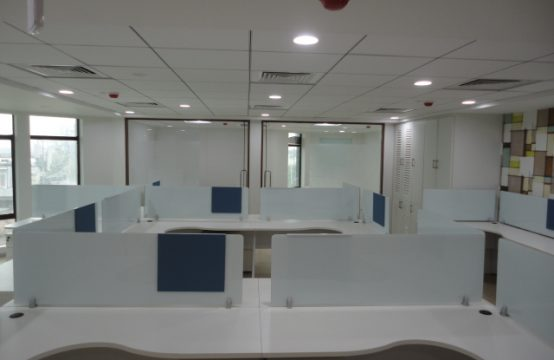 Plug and Play Office Space in Bangalore, Residency Road, 1400 sqft