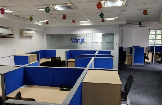 Plug and Play Office Space in Bangalore, M G Road, 2920sqft