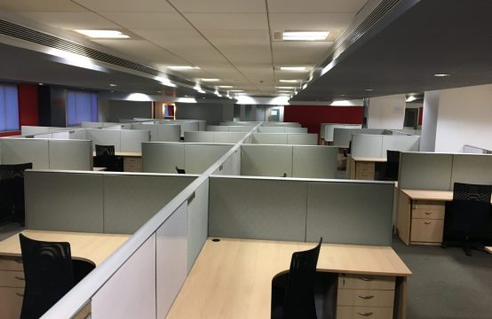 Plug and Play Office Space in Bangalore, Residency Road, 5550sqft