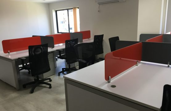 Plug and Play Office Space in Bangalore, M G Road, 1650sqft