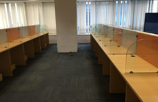 Plug and Play Office Space in Bangalore, M G Road, 8085 sqft