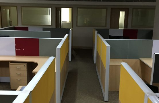 Plug and Play Office Space in Bangalore, Brigade road, 7500sqft