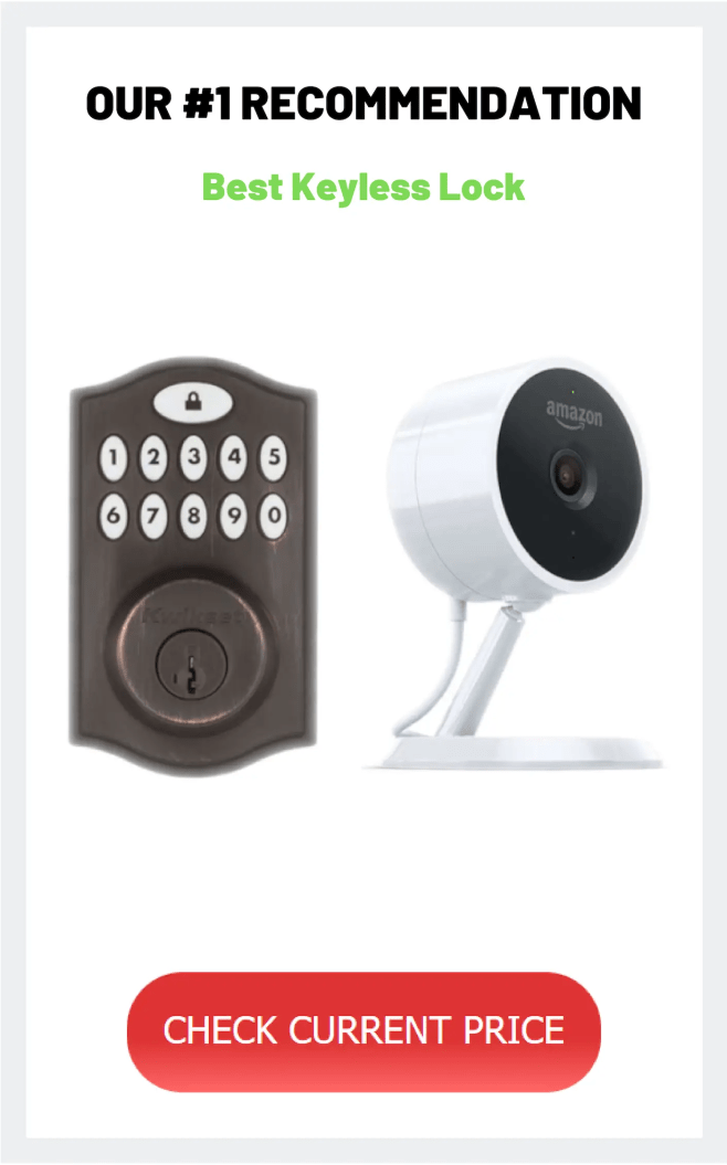 8 Best Key-less Door Locks And Dead Bolts [2019 Review]