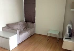 D Condo Ramkhamhaeng Bangkok – Bangkapi apartment for rent, 1 km. to Ramkhamhaeng university