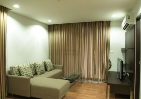 The Kris Ratchada 17 – Bangkok apartment for rent | 600 m. to Sutthisan MRT subway station