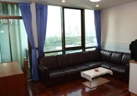 Lumpini Park View – apartment for rent in Sathon, Bangkok | close to Lumphini MRT, 3 mins walk to Lumpini park