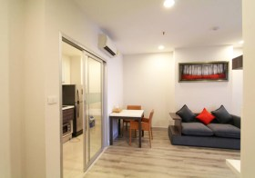 Centric Sathorn St.Louis – Bangkok condo for rent | 700 m. to Surasak BTS | short walk to supermarket, eateries & cafes