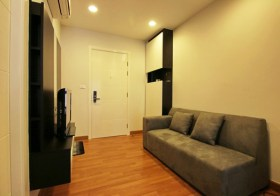 Centric Ratchada-Suthisan – Bangkok apartment for rent | 80 m. to Sutthisan MRT, short walk to restaurants and coffee shops