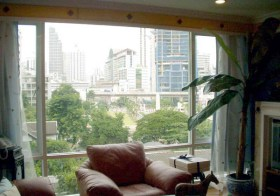 Baan Siri Sukhumvit 10 – Bangkok condo for rent | 7-8 mins walk to Nana – Asok BTS/Sukhumvit MRT | quiet & peaceful