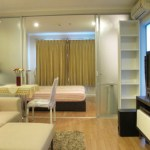 Lumpini Place Rama 8 Bangkok – Bang Phlat apartment for rent, 2.5 km. to United Nations office