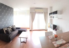 Fourwings Residence – condo for rent on Srinakarin Rd., Bang Kapi, Bangkok | great panoramic view
