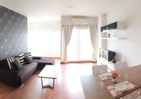 Fourwings Residence – condo for rent on Srinakarin Rd., Bang Kapi, Bangkok | great panoramic view
