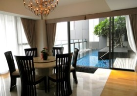 The Met Sathorn – Bangkok condo for rent | 650 m. to Chong Nonsi BTS, 10 mins walk to Saladaeng BTS/Silom MRT