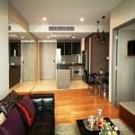 Keyne by Sansiri – condo for rent in Sukhumvit, Bangkok | 100 m. to Thonglor BTS | sleek modern finishes