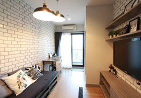 Chapter One Midtown Ladprao 24 | apartment for rent in Chatuchak Bangkok | 150 m. to Lat Phrao MRT | close to shopping & transportation