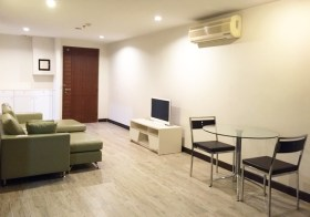 Silom City Resort – condo for rent in Bangkok | quick walk to Saladaeng/Chongnonsi BTS | lively neighborhood