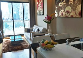 The Address Sathorn – Bangkok condo for rent | 7 mins walk to Chong Nonsi BTS | unobstructed view | steps to restaurants & cafes