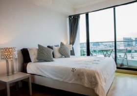 Supalai Casa Riva – Bangkok apartment for rent | stunning river view | close to eateries, cafes & grocery stores