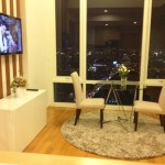 Villa Rachatewi – Bangkok condo for rent | 250 m. to Phayathai BTS/airport link | 300 m. to Ratchathewi BTS | superb view