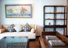 Baan Nonzee – condo for rent in Yannawa, Bangkok | 450 m. to Thanon Chan BRT | 10 mins to Sathorn-Silom