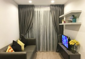 Ideo Wutthakat – Bangkok apartment for rent | 2 mins walk to Wutthakat BTS | 15 mins to Sathorn-Silom