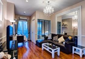 Ivy Sathorn 10 – Bangkok apartment for rent | 5 mins walk to Chong Nonsi BTS | south facing, corner unit, great view