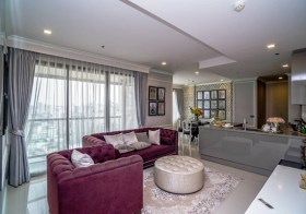 M Phayathai – luxury penthouse for rent | 180 m. to BTS Victory Monument | 450 m. to Phayathai BTS & airport link