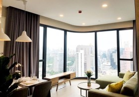 Ashton Chula-Silom | Bangkok condo for rent | 210 m. to Samyan MRT | 700 m. to Silom MRT