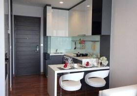 Ivy Ampio Ratchada – condo for rent near Thailand Cultural Centre – Rama 9 MRT | 5 mins walk to Esplanade mall