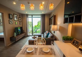 333 Riverside – condo for rent in Bangsue, Bangkok | 200 m. to Bangpo MRT | 500 m. to Gateway Bangsue shopping mall