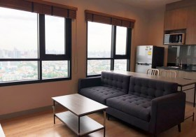Chapter One Midtown Ladprao 24 | Chatuchak condo for rent | 150 m. to Lat Phrao MRT | gym/pool/garden/sky lounge