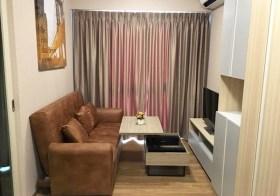 Unio Sukumvit 72 –  condo for rent | shuttle service to Bearing BTS | coner unit, garden view | 20 mins to central Bangkok