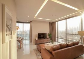 The Bangkok Sathorn – condo for rent | 1 min walk to Surasak BTS | corner unit + great view | full kitchen with oven | private lift