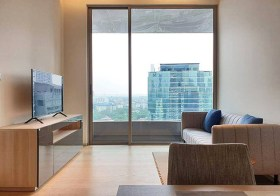 Saladaeng One – Bangkok condo for rent | 750-950 m. to Silom MRT/Saladaeng BTS | 500 m. to Lumpini MRT