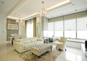 The Emporio Place Sukhumvit 24 – Bangkok condo for rent | 850 m. to Phrom Phong BTS | north facing, gorgeous city view, steps to cafes and restaurants