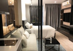 Rhythm Ekkamai – Bangkok condo for rent | 350 m. to Ekkamai BTS | nice garden view | close to Park Lane mall