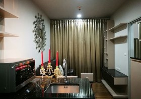 Onyx Phahonyothin – Bangkok condo for rent | 200 m. to Saphan Khwai BTS | gym, pool, co-working space