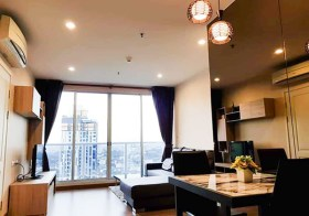 The Tree Bang Po station – Bangsue condo for rent  | 260 m. to Bangpo MRT | nice river view | near shopping and eateries