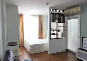 Ivy Ratchada – Bangkok condo for rent   250 m. to Sutthisan MRT   north facing   750 m. to Muang Thai Phatra complex
