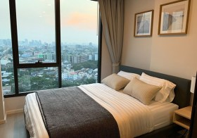 Ciela Sripatum – Bangkok condo for rent  | close to Bang Bua BTS | open view, fitted kitchen, washing machine