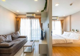 Supreme Condo Ratchawithi 3  – Bangkok condo for rent | 650 m. to Victory Monument BTS | 5 mins walk to King Power complex Rangnam