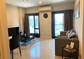 The Crest Sukhumvit 34 | Bangkok condo for rent | 160 m. to Thonglor BTS | open view | 5 mins walk to Rain Hill mall