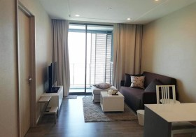 333 Riverside condo Bangkok | 200 m. to Bangpo MRT | nice river view | fully furnished, fitted kitchen + washing machine