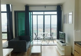 Ideo Blucove Sukhumvit condo | close to Udomsuk BTS | east facing + unobstructed view | 10 mins walk to True Digital Park