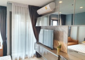 Life One Wireless condo | shuttle service to Ploenchit BTS | fully furnished with washer | north facing | nice garden view