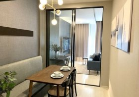 Noble Ploenchit condo | close to Phloen Chit BTS | fitted kitchen with oven | washer/dryer | 5 mins walk to Q House Ploenchit