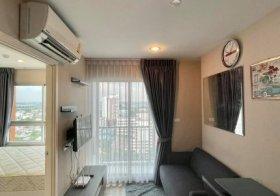 Chewathai Phetkasem 27 – Bangkok condo for rent | 400 m. to Bangwa BTS | north facing + open view | 2.8 km. to Seacon sqare shopping mall